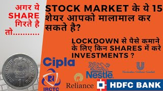 share market news  If these stocks fall, Buy Sell Hold, Long term portfolio stocks- Reliance, IRCTC.