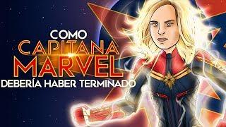 Como Capitana Marvel Debería Haber Terminado thumbnail