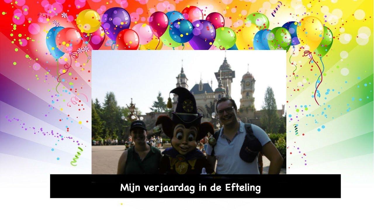 Vlog 3 Mijn Verjaardag In De Efteling Colorful Life Style Youtube