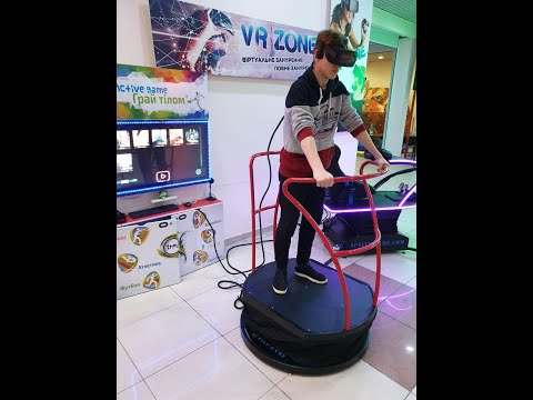 "New simulator ""EXTREME SIM"" FOR VR ADVENTURES"