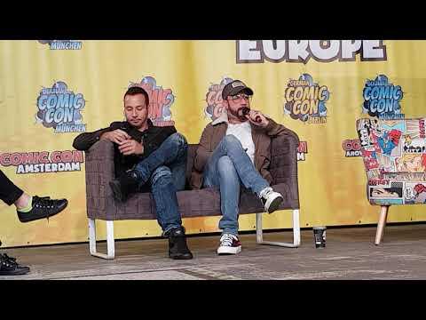 German Comic Con Berlin 21.10.18 HOWIE DOROUGH & AJ MCLEAN