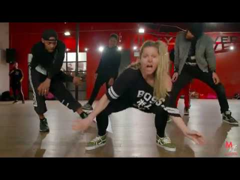 I'LL SHOW YOU - JUSTIN BIEBER - Choreography by Laure Courtellemont - Filmed & Edited by Typo