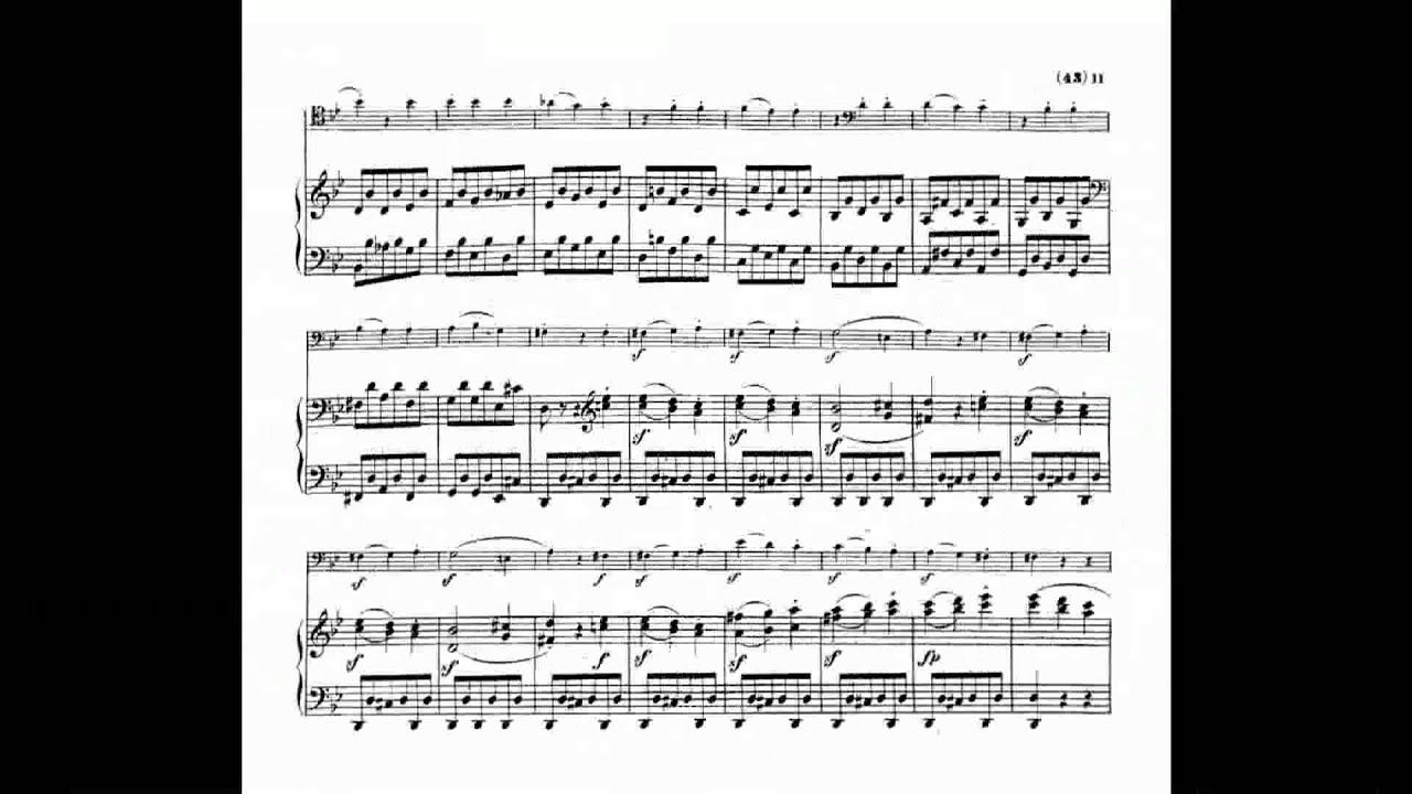 Cello Sonata No. 2 in G Minor, Op. 5, No. 2 (Piano Score)
