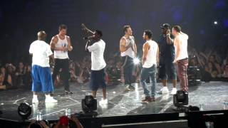 In the Still of the Night - 98 Degrees and Boyz II Men - Cincinnati, Ohio - 6/25/13