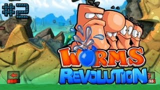 Worms Revolution - Game #2: I