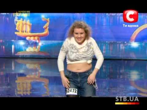 Ирэн Блейчик «Україна має талант-5» Кастинг в Харькове