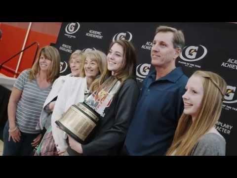 Katie Lou Samuelson: Gatorade 2014-2015 Girls Basketball Player of the Year