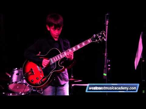 Charles C, Kevin G - 2014 Spring Concert - West Coast Music Academy - Santa Clarita