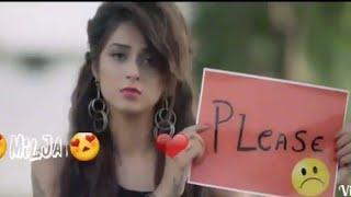 Tenu na bol pawan (Behen hogi teri) WhatsApp Status video song  (Tu ki Jaane Risky Maan)Sad Romantic