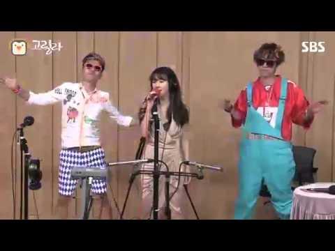 [SBS]컬투쇼, 와, 이정현 라이브