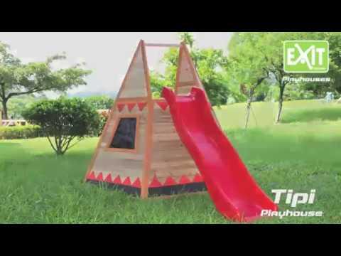Spielhaus Garten Exit Youtube