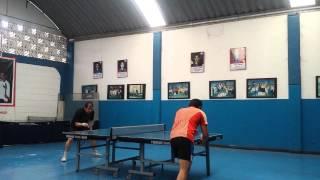 Luis Fer vs Ale Salazar