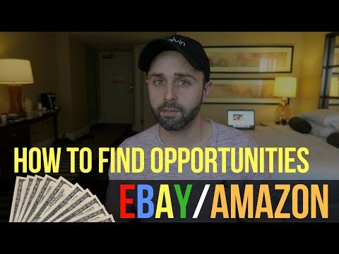 How to Find an Opportunity Selling on eBay