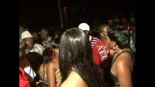 dj jones xmas party in jamaica unda da light part ii