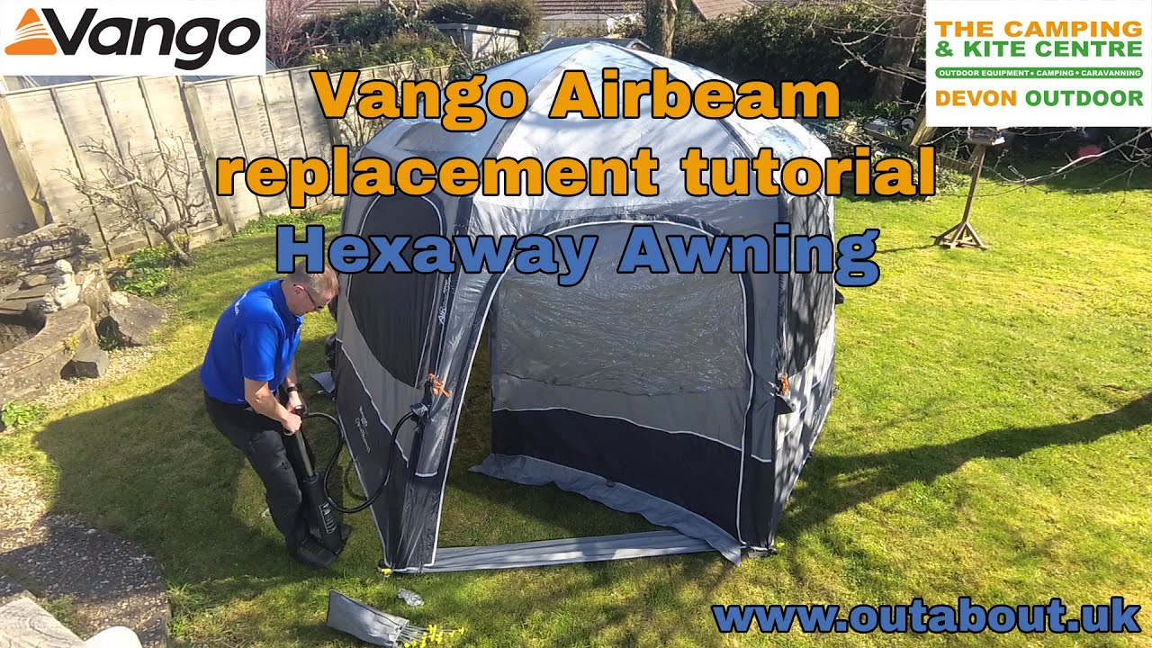 Camping Caravaning Tents Awnings Outdoor Equipment
