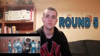 ¿el Mejor Round? C-kan - Round 5    Feat. Mc Davo  ReacciÓn