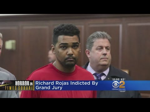 Grand Jury Indicts Richard Rojas