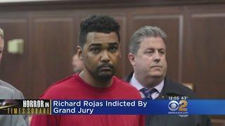 Grand Jury Indicts Richard Rojas