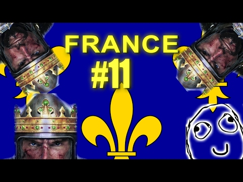 TOTAL FUCKING IDIOT CAMPAIGN - France - Medieval II: Total War #11