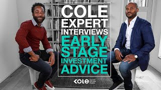 Early stage investment advice | Stanley Anyetei