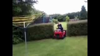 Lawn Mower Mission