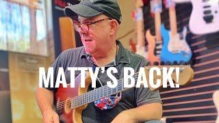 Fender American Acoustasonic Stratocaster Cocobolo (Matty T Update!)