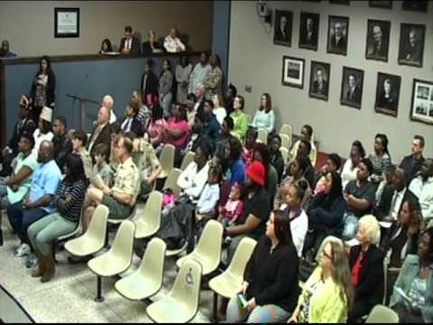 Huntsville City Council 3.24.16