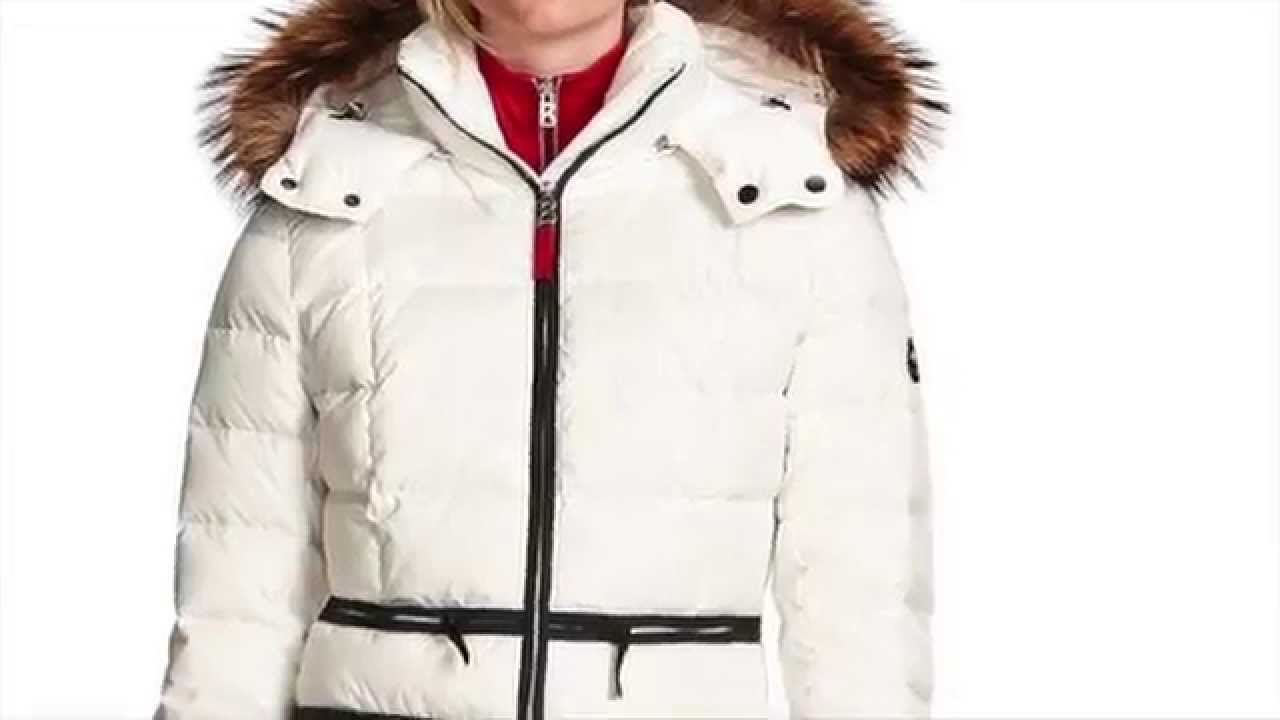 692d12138d Bogner Imy D Womens Ski Jacket in White Preview - YouTube