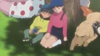 The ending theme to Rumiko Takahashi Anthology.