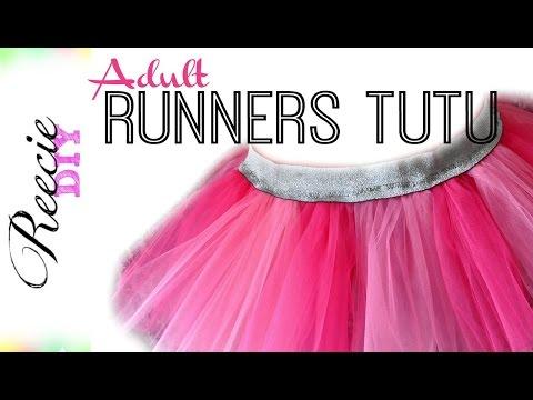 How To Make Basic Tutu For
