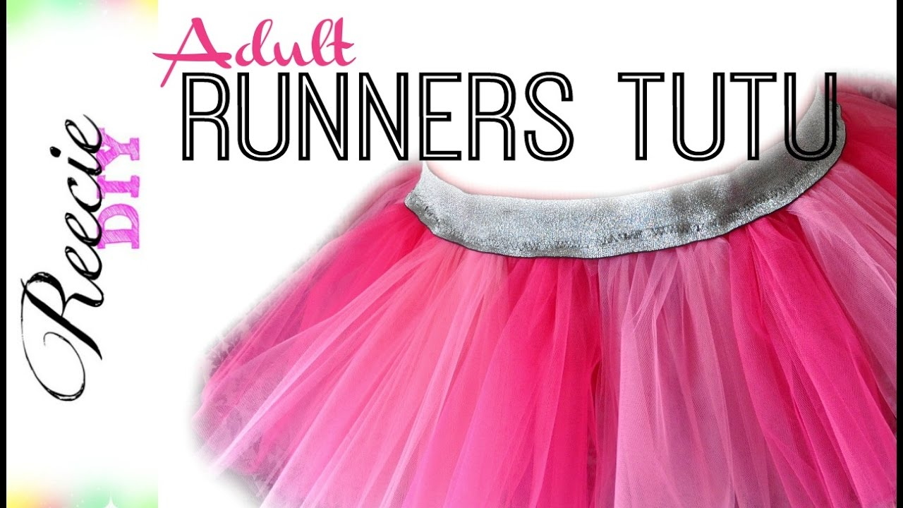 1517209c238c How to Make a Basic Tutu for Adults - YouTube