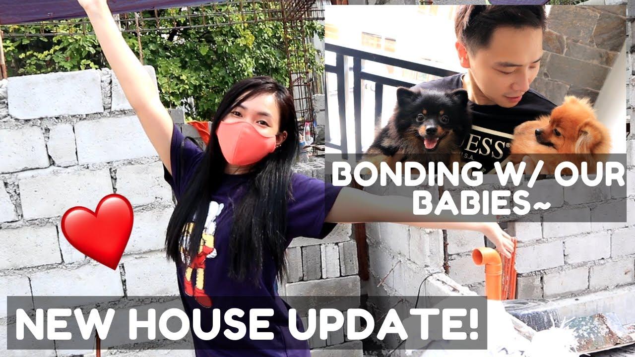 NEW HOUSE UPDATE + BONDING W/ OUR BABIES!