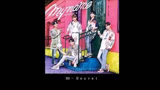 MYNAME -  9 - Secret (AUDIO) [ MYNAME is~]