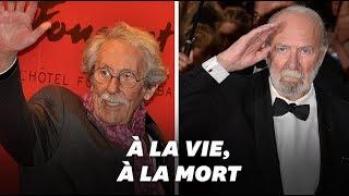 Jean-Pierre Marielle et Jean Rochefort, des amis de toute une vie