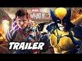 Avengers What If Trailer Footage Breakdown - Marvel Phase 4