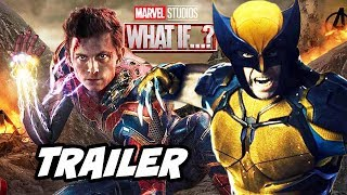 Avengers What If Trailer Footage Breakdown - Marvel Phase 4