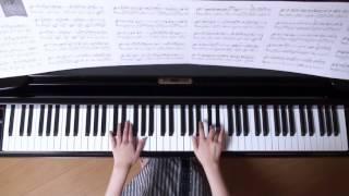 なんでもないや(movie ver.) ピアノ RADWIMPS  (月刊ピアノVer.)