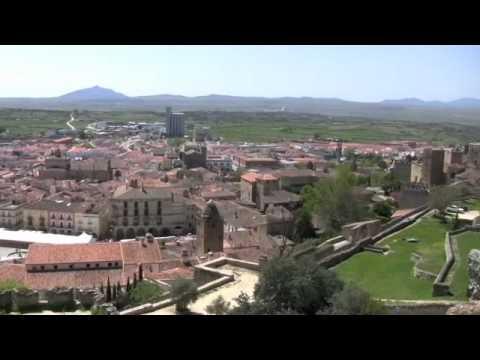 Trujillo Castle, Spain
