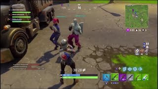 IN SYNC FRESH DANCE!!! (Fortnite Funny Moments)