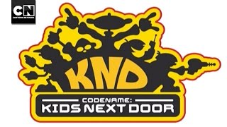 Nom De Code: Kids Next Door | Chanson-Thème | Cartoon Network