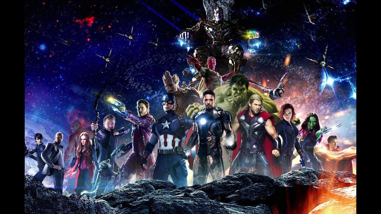 Avengers: Infinity War Trailer   Marvel Avengers Infinity War 2018 Official FULL Trailer LEAKED!