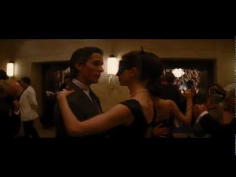 The Dark Knight Rises - Bruce and Selina Ball Scene (HD)