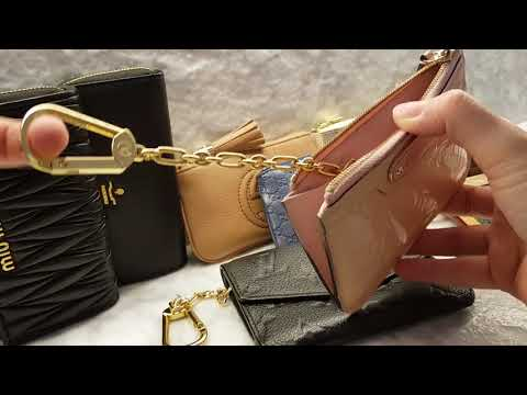 My Cles (key pouch) pochette REVIEW 💖...