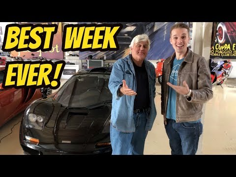 VIDEO: Here's Why I LIED About Not Buying Another Car in 2019 (Thanks to Jay Leno)