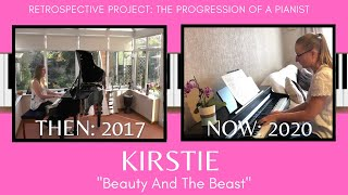 "Retrospective Project: Kirstie performing ""Beauty and the Beast"""