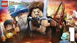Let's Stream Lego Herr der Ringe # 1 - Sauron