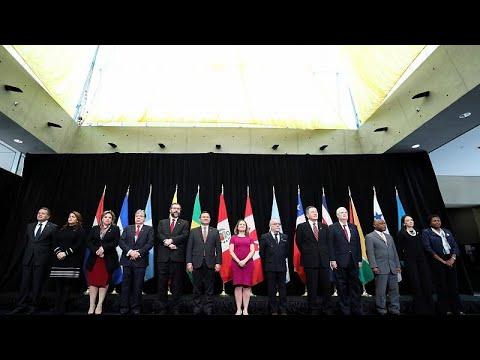 El grueso de la UE y el grupo de Lima apoyan a Guaidó en Venezuela