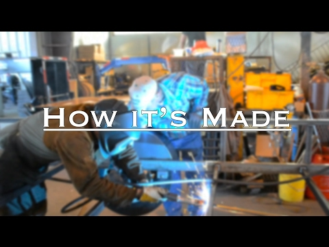 Big Bubba's Trailers: How it's made.