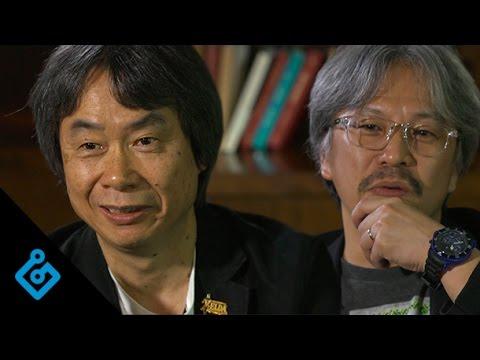 Miyamoto And Aonuma On Training Nintendo's Next Generation Of Developers