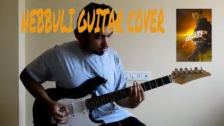 Download Hindi Video Songs - Hebbuli  Huli Huli Guitar Cover
